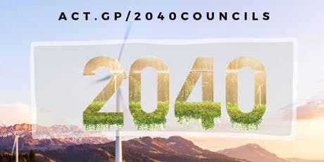 2040 presented by The Illawarra Climate Coalition tickets