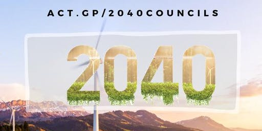 2040 presented by The Illawarra Climate Coalition