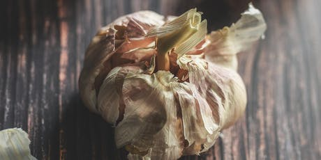Haunting Garlic Workshop tickets