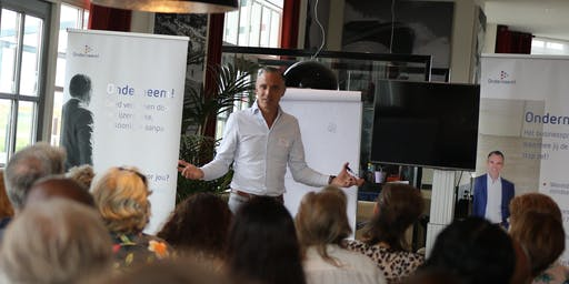 Linkedin Next Step training 8 nov.. Kleinschalig, intensief,  € 67 all-in!