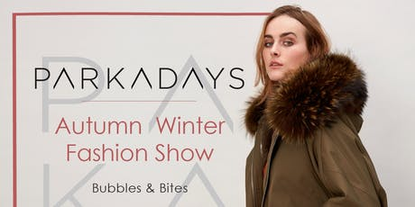 Parkadays Trunk Show tickets