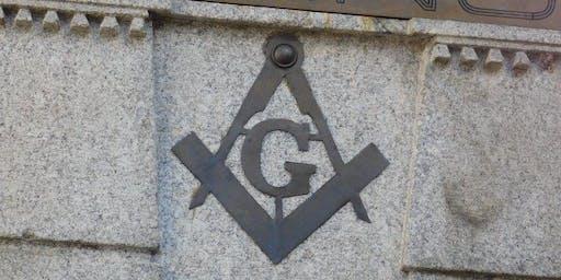 Masones en el cementerio de la Recoleta