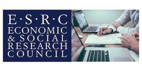 International Data Harmonisation ESRC Workshop for Cognitive Ageing and Dementia tickets