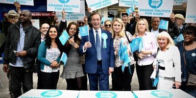 BREXIT PARTY PUBLIC MEETING:  MEET CANDIDATES FROM EAST KENT