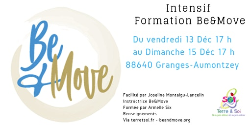 INTENSIF FORMATION BE&MOVE
