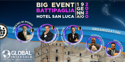 Big Event Battipaglia - Global InterGold