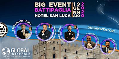 Big Event Battipaglia - Global InterGold