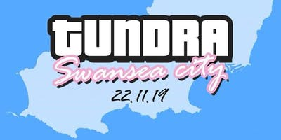 Tundra Swansea (GTA Vice City 80's Themed Party)