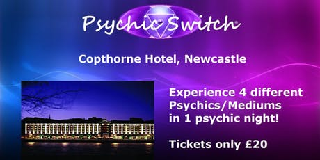 Psychic Switch - Newcastle tickets