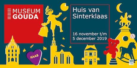 Huis van Sinterklaas  tickets