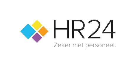 HR24 kennissessie, 'WERKEND DOOR DE OVERGANG' tickets