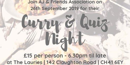 curry & quiz night 2
