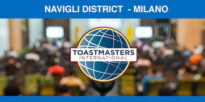 Copia di Serata di Public speaking con Navigli District Toastmasters