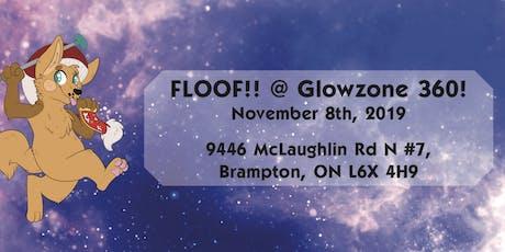 Floof!! @ Glowzone 2019 tickets