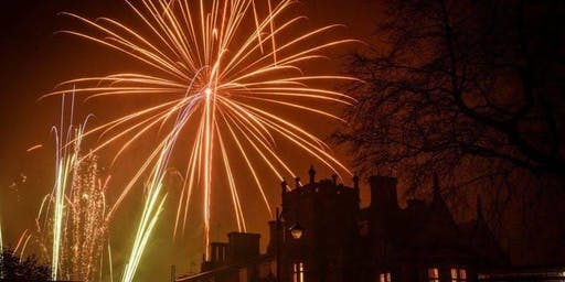 Mercure Bradford, Bankfield Hotel SPECTACULAR Bonfire Night 2019