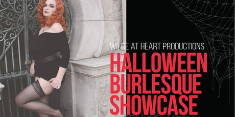 Halloween Burlesque Showcase tickets