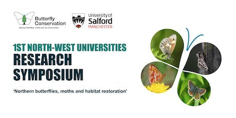 Northern Butterflies, moths and habitat restoration tickets