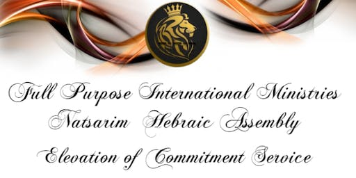 Elevation of Commitment Service