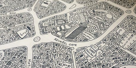Doodle Map Masterclass tickets