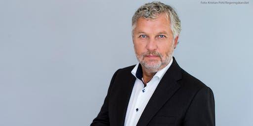 Global Bar:  Biståndsministern har ordet: Möt Peter Eriksson
