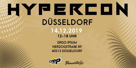 HYPERCON Sneakerconvention Düsseldorf Tickets
