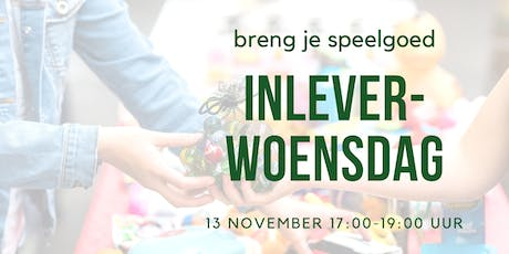 Recycle Sint - Inleverwoensdag - Ter Aar tickets