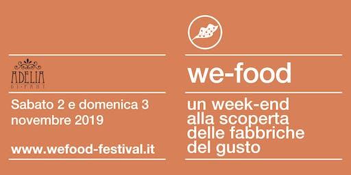 We-Food 2019 @ Adelia Di Fant