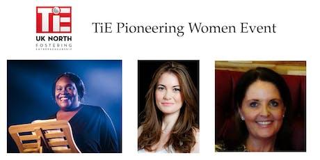 TiE Pioneering Women Event tickets