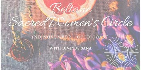 Beltane Sacred Women's Circle tickets