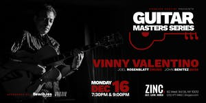 Guitar Masters Series: Vinny Valentino