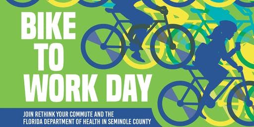 Bike to Work Day - Sanford SunRail Station