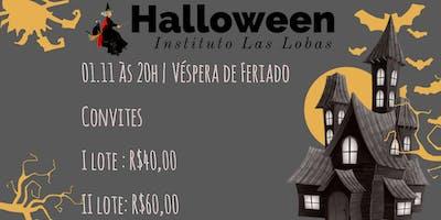 I Halloween do Instituto Las Lobas