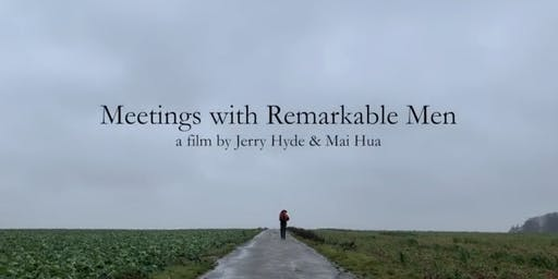 Meetings With Remarkable Men Screening, Live Music Score and Q&A