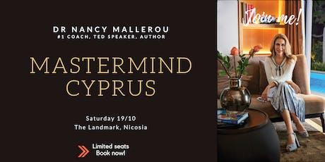 MasterMind Cyprus tickets