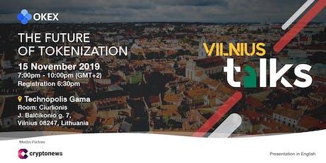 OKEx Talks 2019 - Vilnius tickets