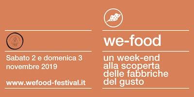 We-Food 2019 @ Gubana della Nonna