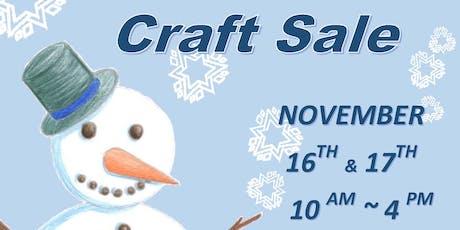 Hazeldean Christmas Craft Sale tickets