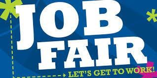 Woburn High School Fall Job Fair