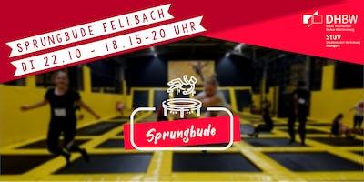 DHBW Erstie-Week: Sprungbude