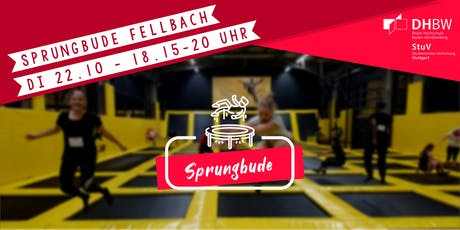 DHBW Erstie-Week: Sprungbude Tickets