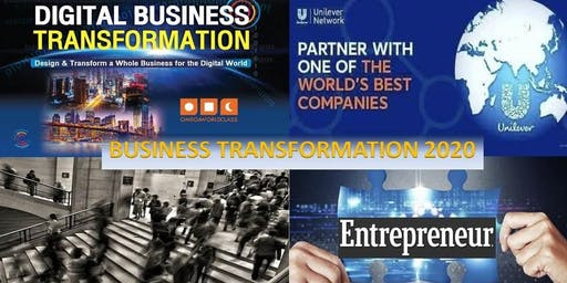 Seminar Thai language version : Business Transformation 2020 & Business Partner