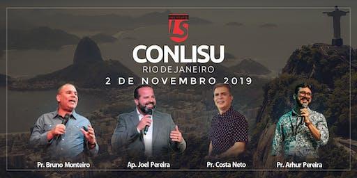 CONLISU - Conferência Liderança de Sucesso.