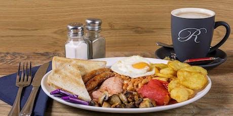 Kingsbridge business breakfast January tickets