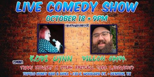 Live Comedy Show