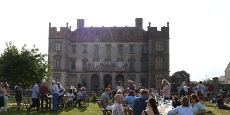 2020 Saturday All-Day + Night Ticket - Borris House Festival of Writing & Ideas tickets