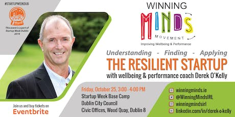 The Resilient Startup  tickets