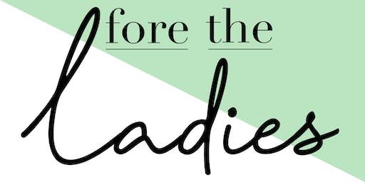 Fore the Ladies   Newport, RI 2.0
