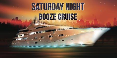 Saturday Night Booze Cruise on December 28th tickets
