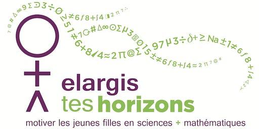 Élargis tes Horizons : inscriptions des stands et ateliers