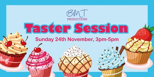 BMT Productions Taster Session